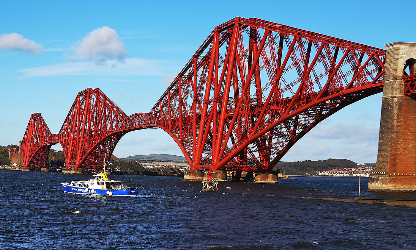 Nice wallpapers Forth Bridge 1400x840px