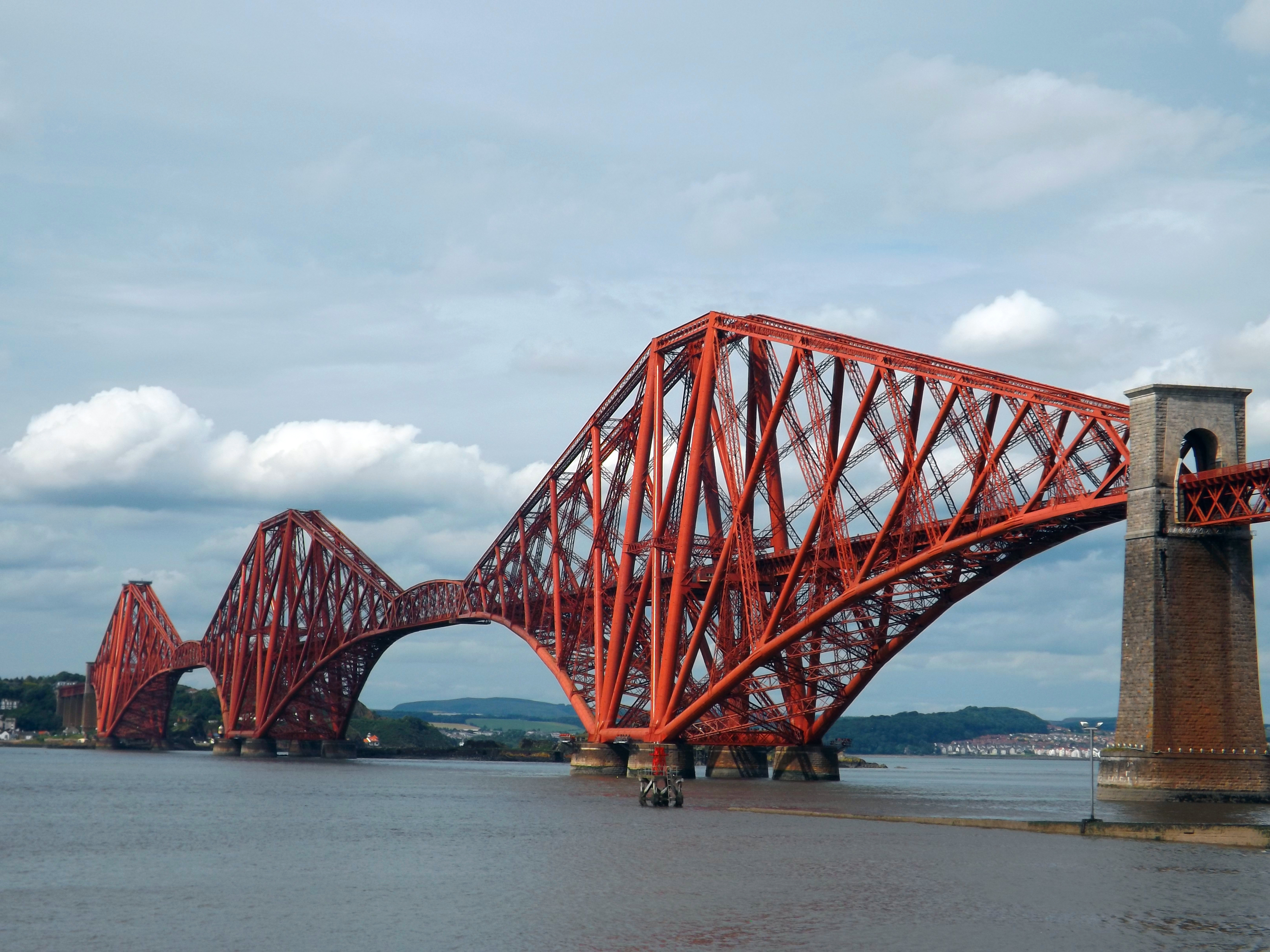 4288x3216 > Forth Bridge Wallpapers