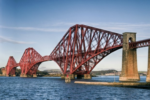 High Resolution Wallpaper | Forth Bridge 620x413 px