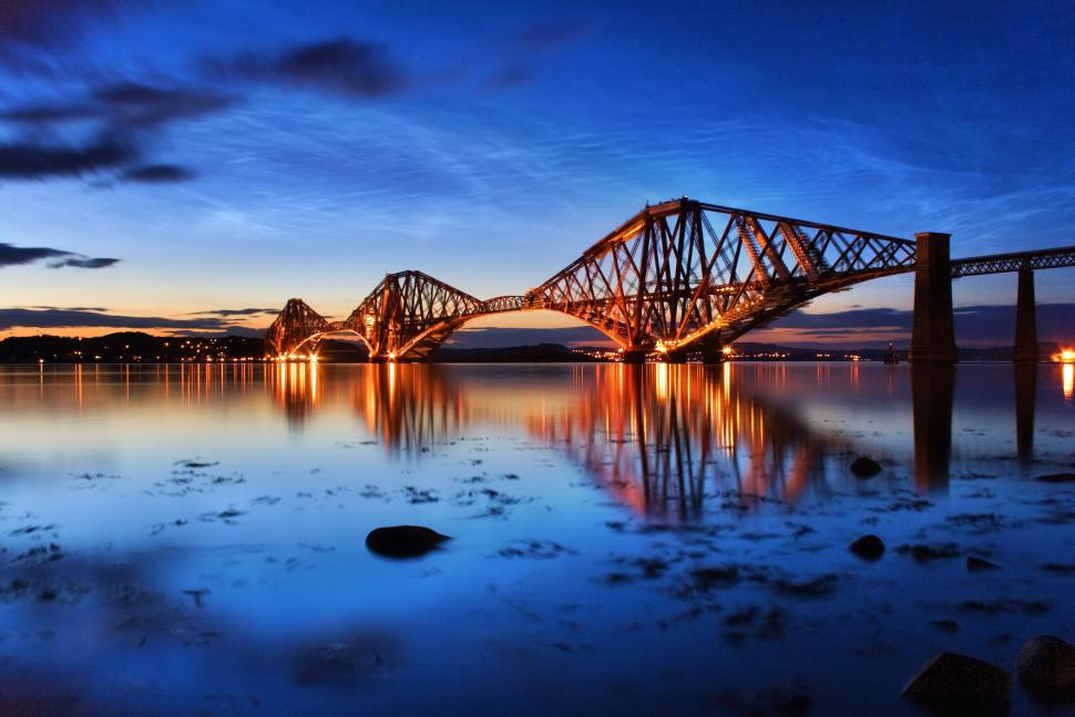 Forth Bridge Pics, Man Made Collection