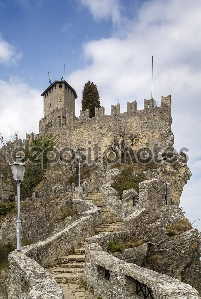 Nice Images Collection: Fortress Of Guaita Desktop Wallpapers