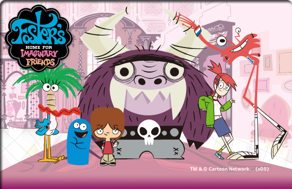 Fosters Home For Imaginary Friends High Quality Background on Wallpapers Vista