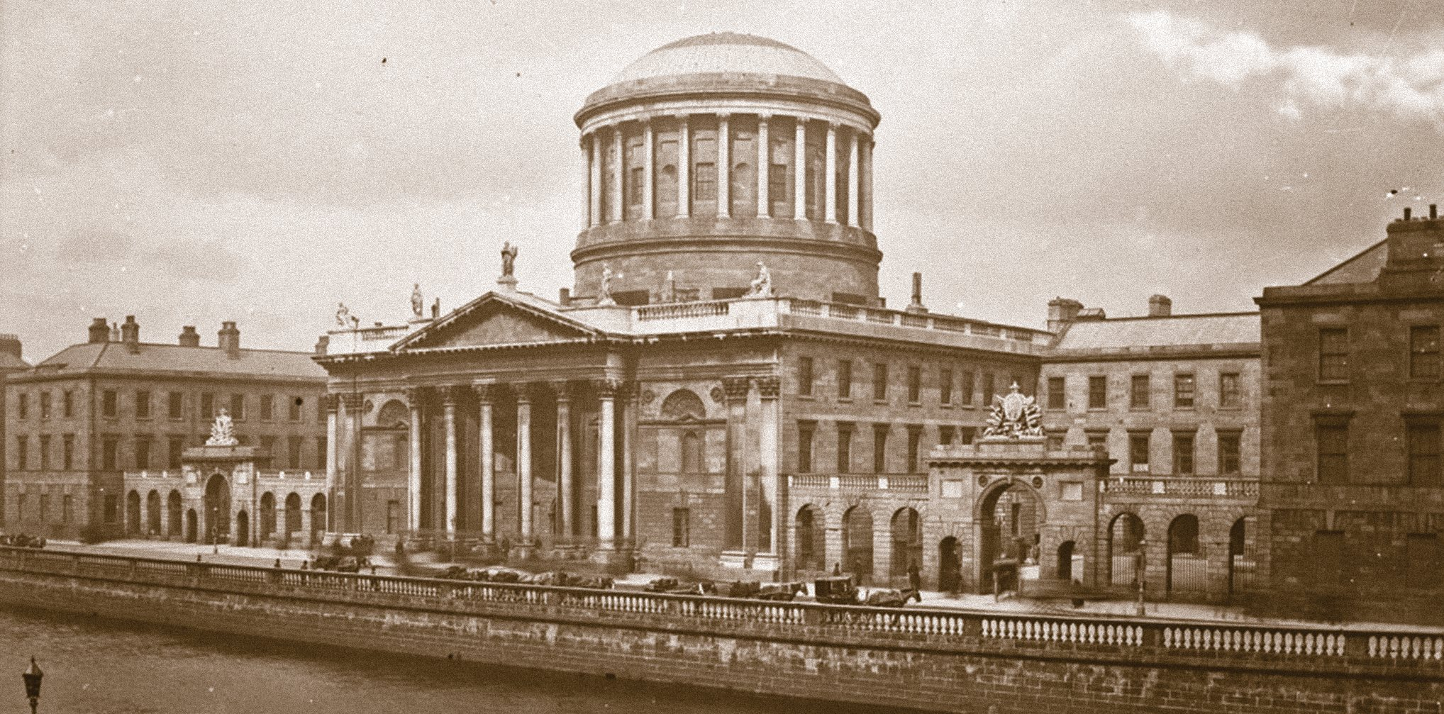 Four Courts Pics, Man Made Collection