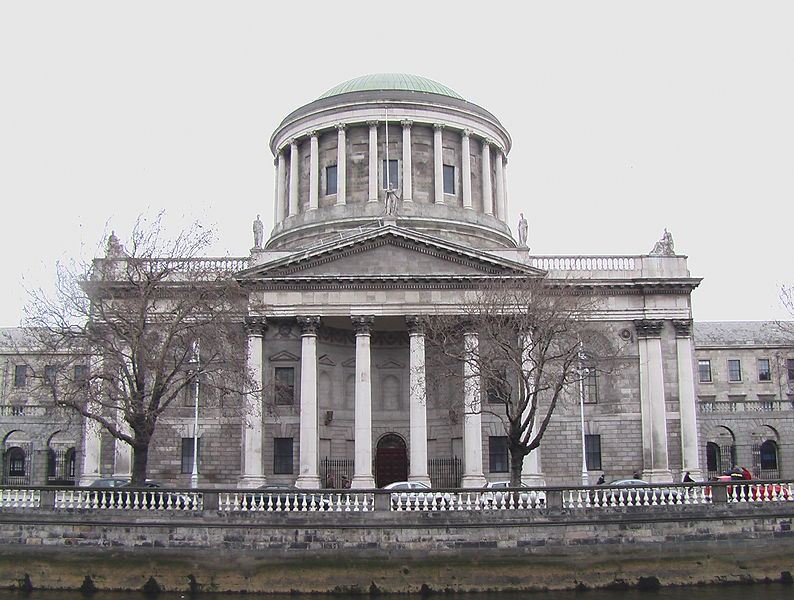 Nice wallpapers Four Courts 794x600px