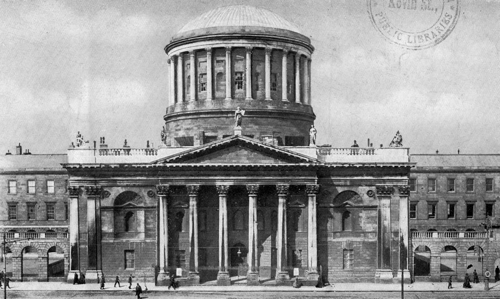 Four Courts Backgrounds on Wallpapers Vista