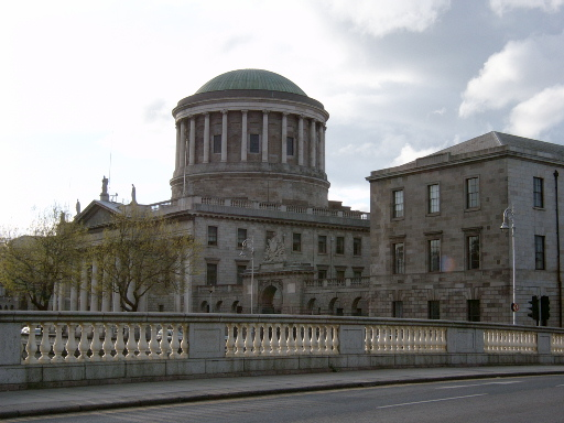 Nice wallpapers Four Courts 512x384px