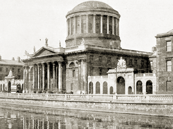 Nice Images Collection: Four Courts Desktop Wallpapers