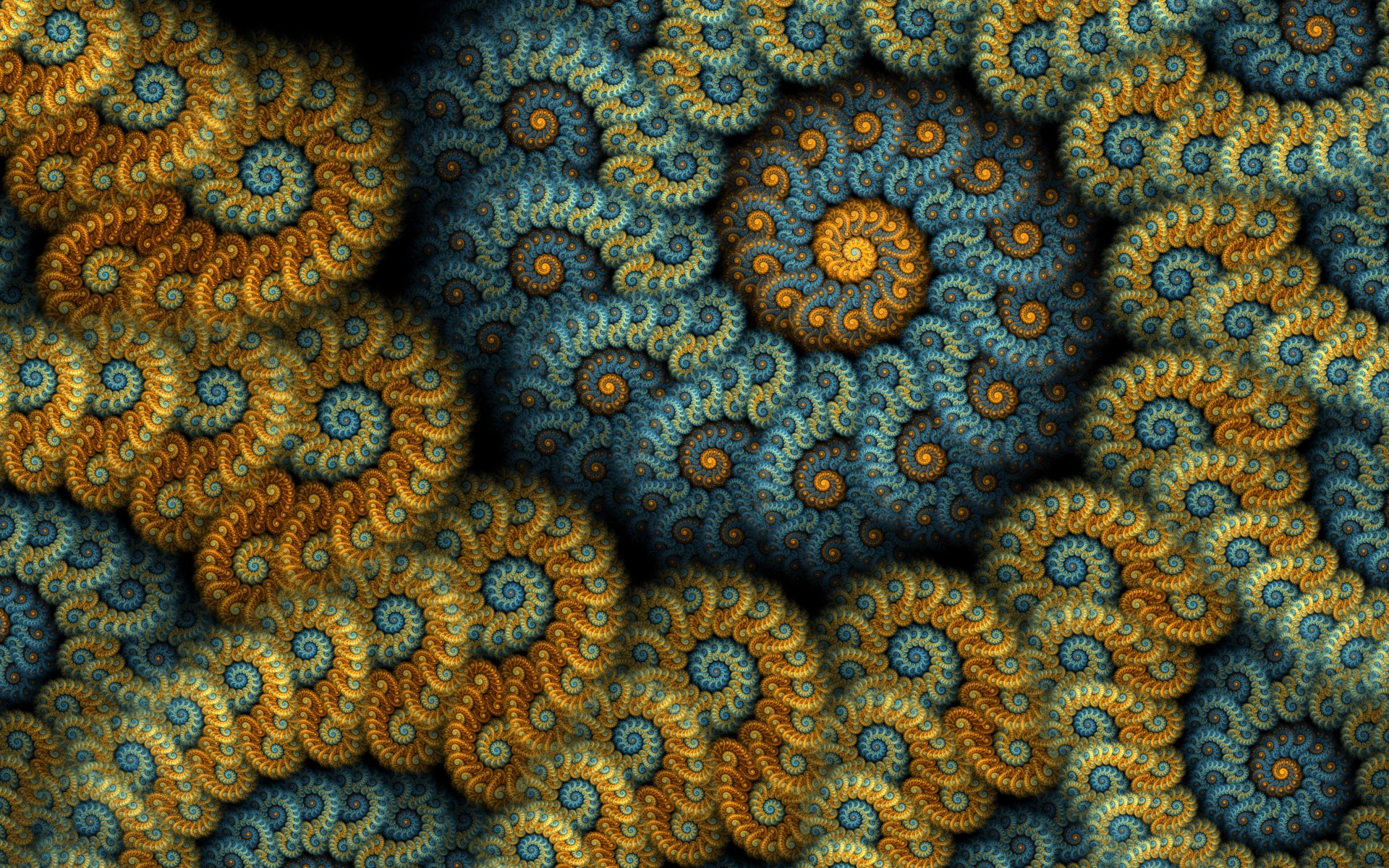 HQ Fractal Wallpapers | File 1228.85Kb