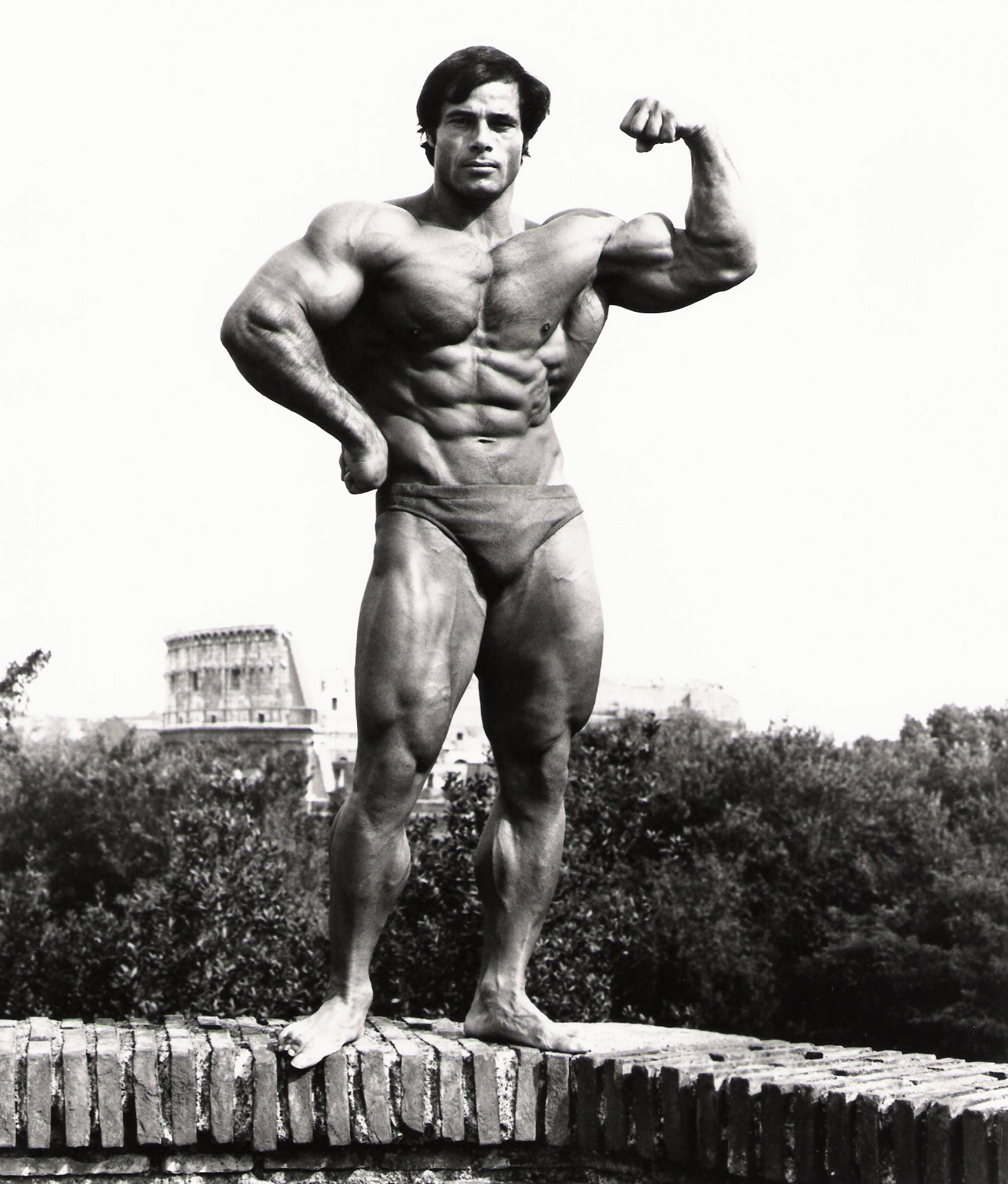 Franco Columbu High Quality Background on Wallpapers Vista