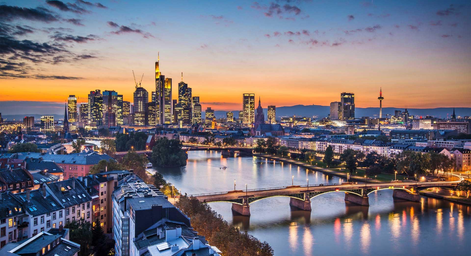 Frankfurt Backgrounds, Compatible - PC, Mobile, Gadgets| 1920x1047 px
