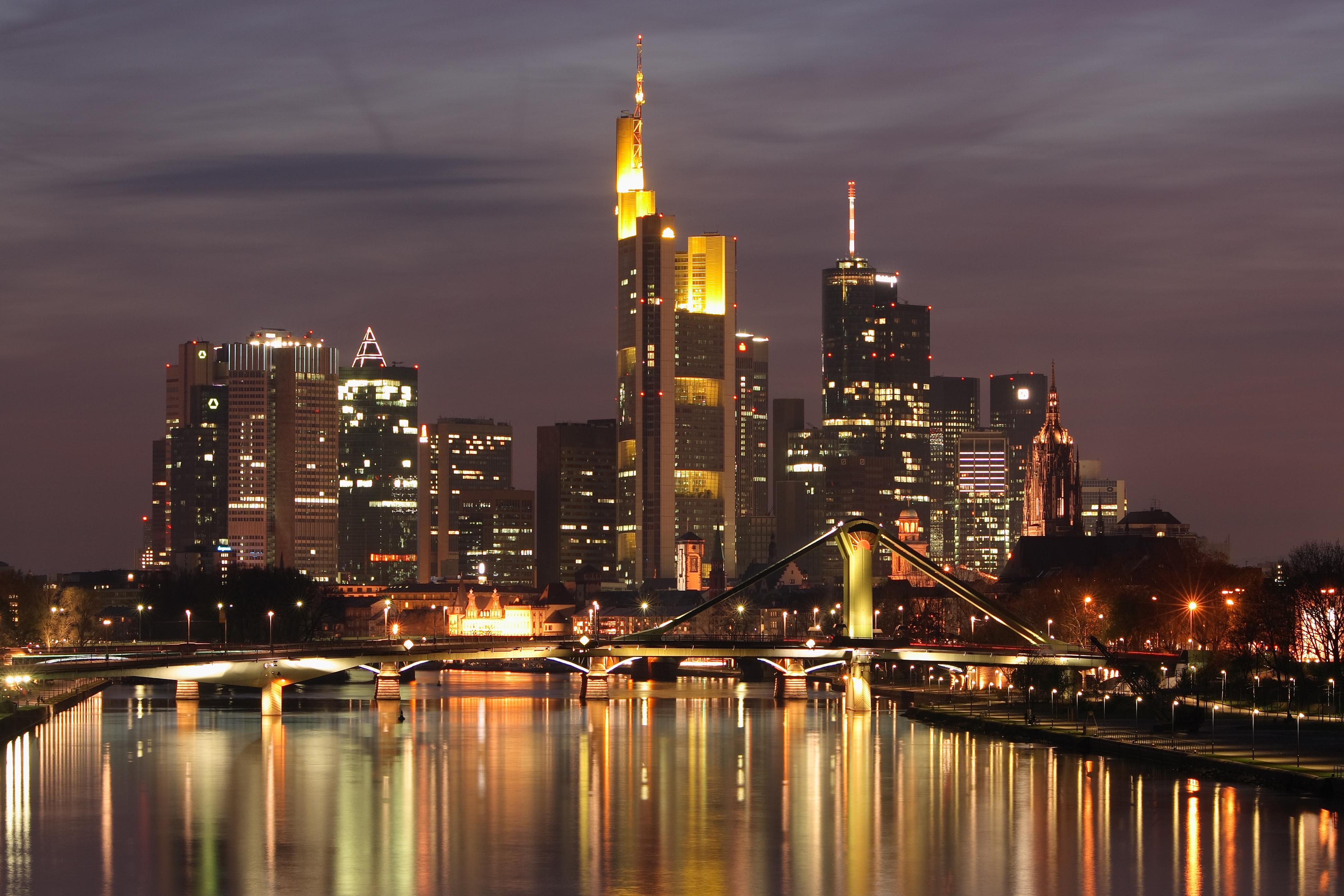 Nice wallpapers Frankfurt 3888x2592px