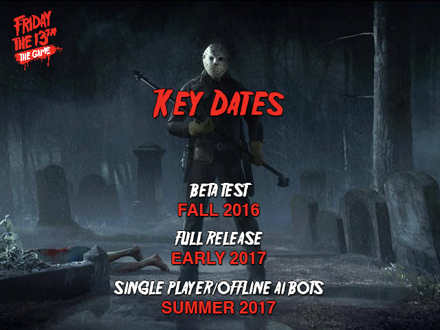 Friday The 13th The Game Wallpaper: Friday The 13th: The Game Wallpapers, Video Game, HQ
