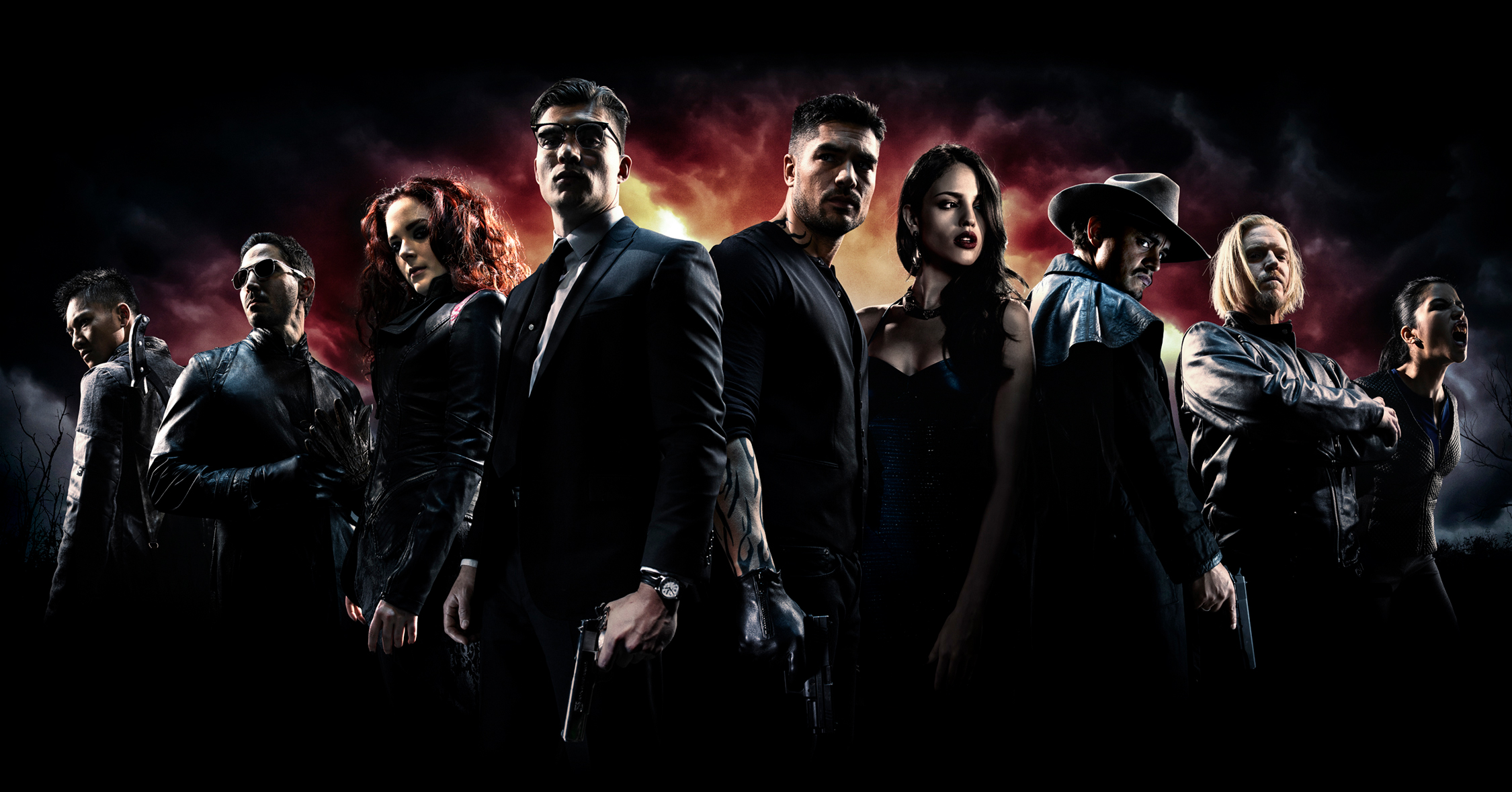 From Dusk Till Dawn The Series Wallpapers Tv Show Hq From Dusk