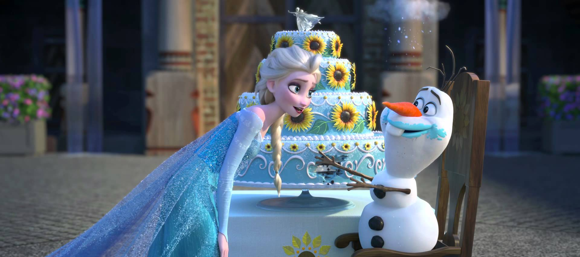 Frozen Fever Wallpapers Movie Hq Frozen Fever Pictures 4k