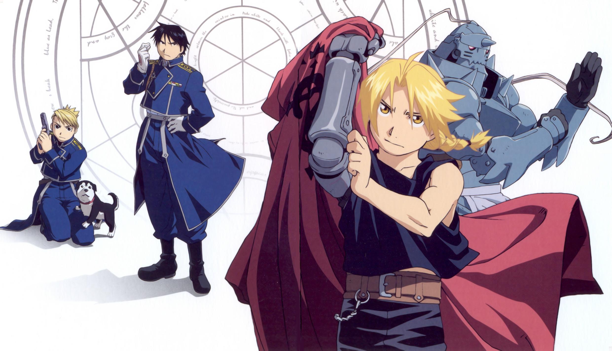 Fullmetal Alchemist Wallpapers Anime Hq Fullmetal Alchemist