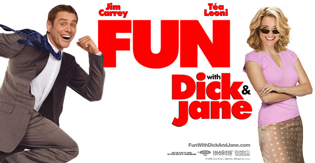 Fun with dick and jane english — 6