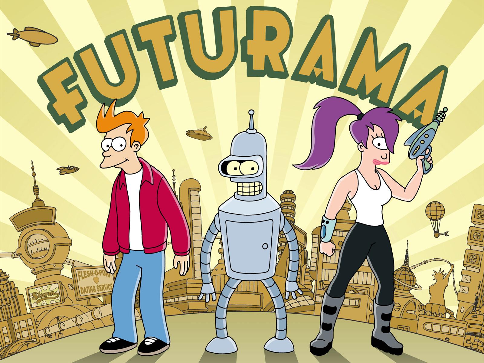Futurama Pics, Humor Collection