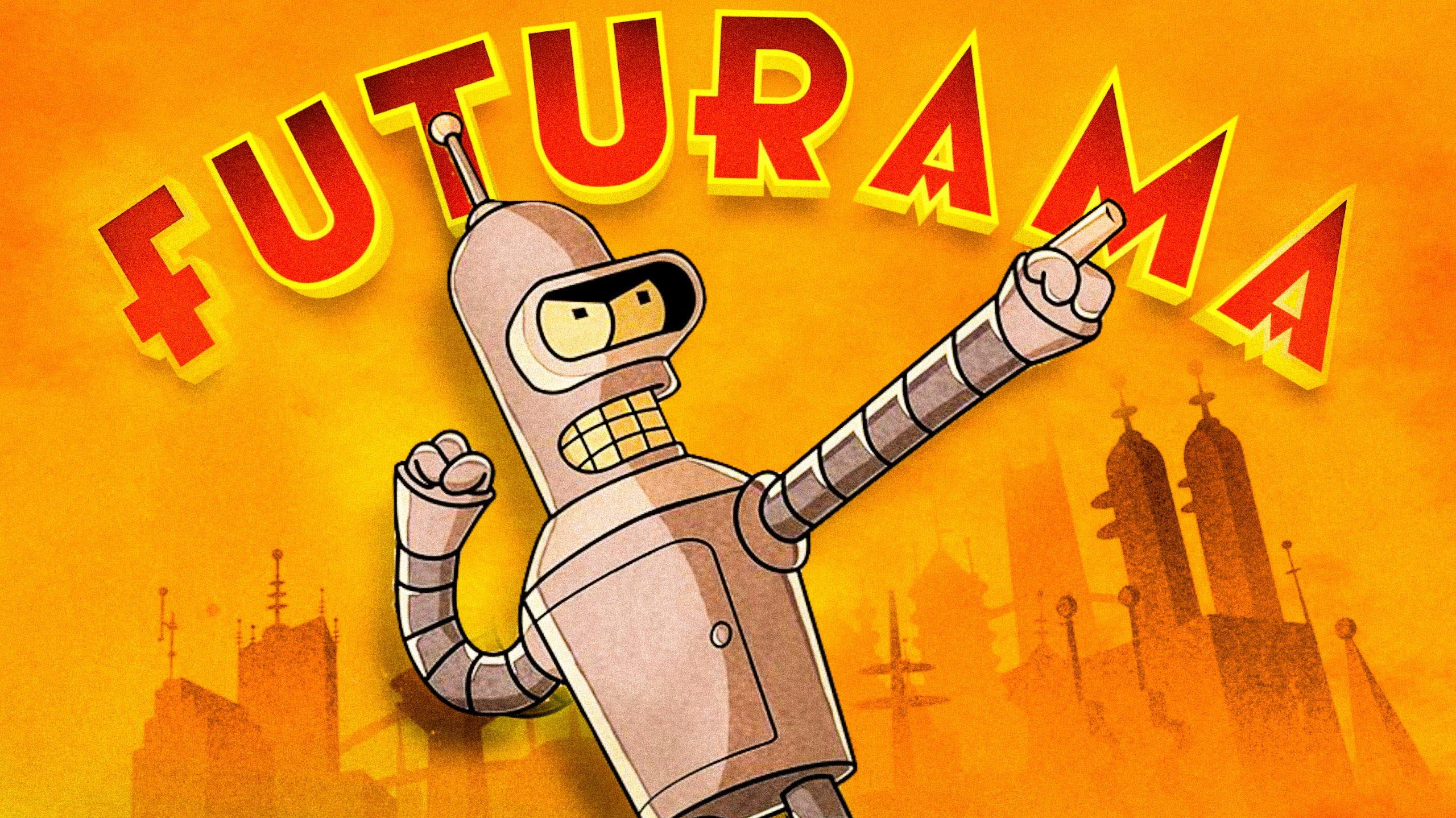 Futurama Backgrounds on Wallpapers Vista