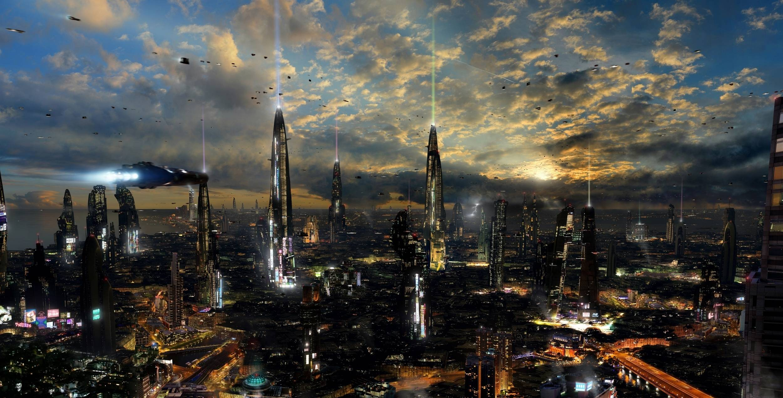 Images of Future City | 2500x1270