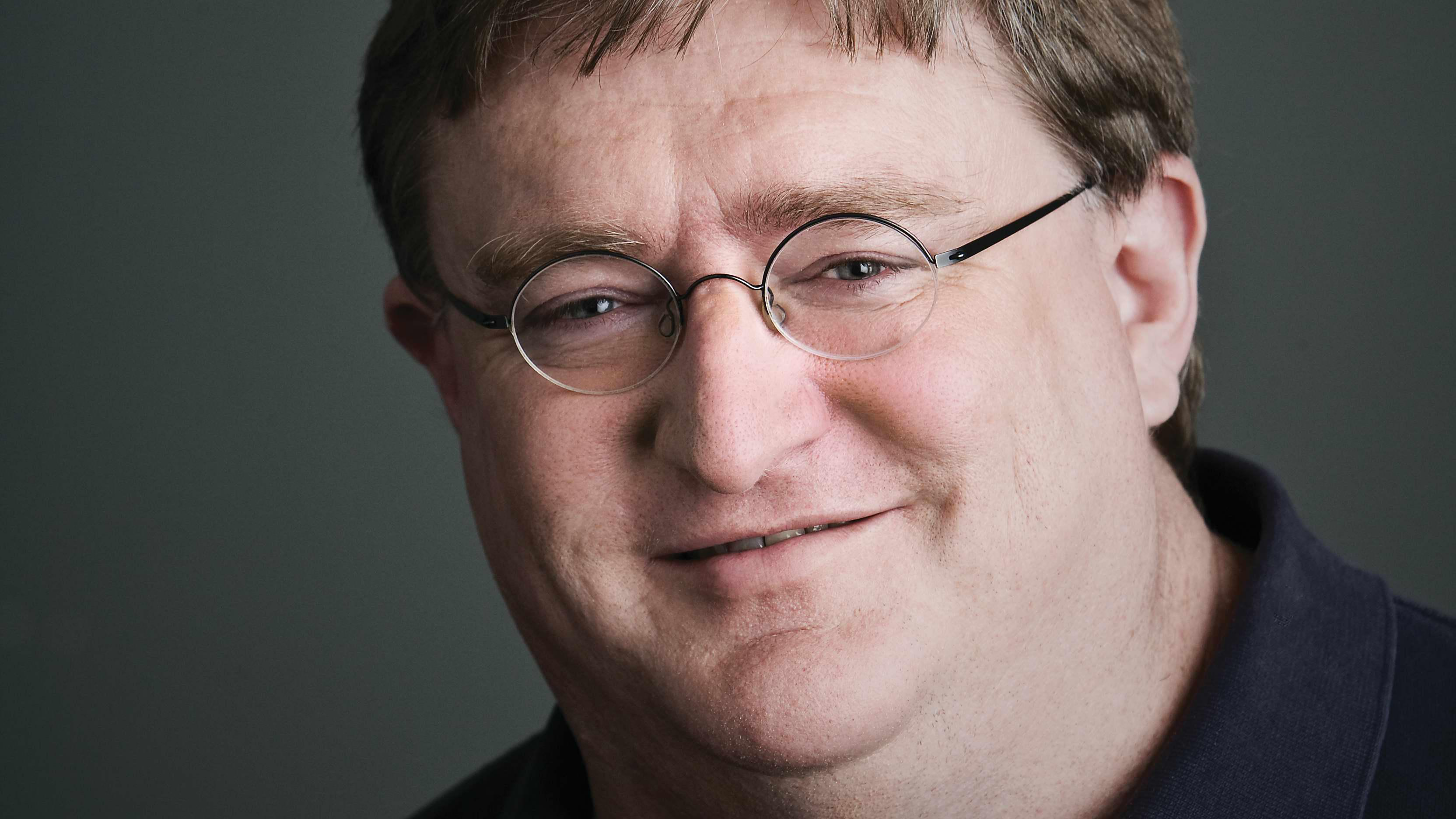 Gabe Newell Backgrounds, Compatible - PC, Mobile, Gadgets| 3328x1872 px