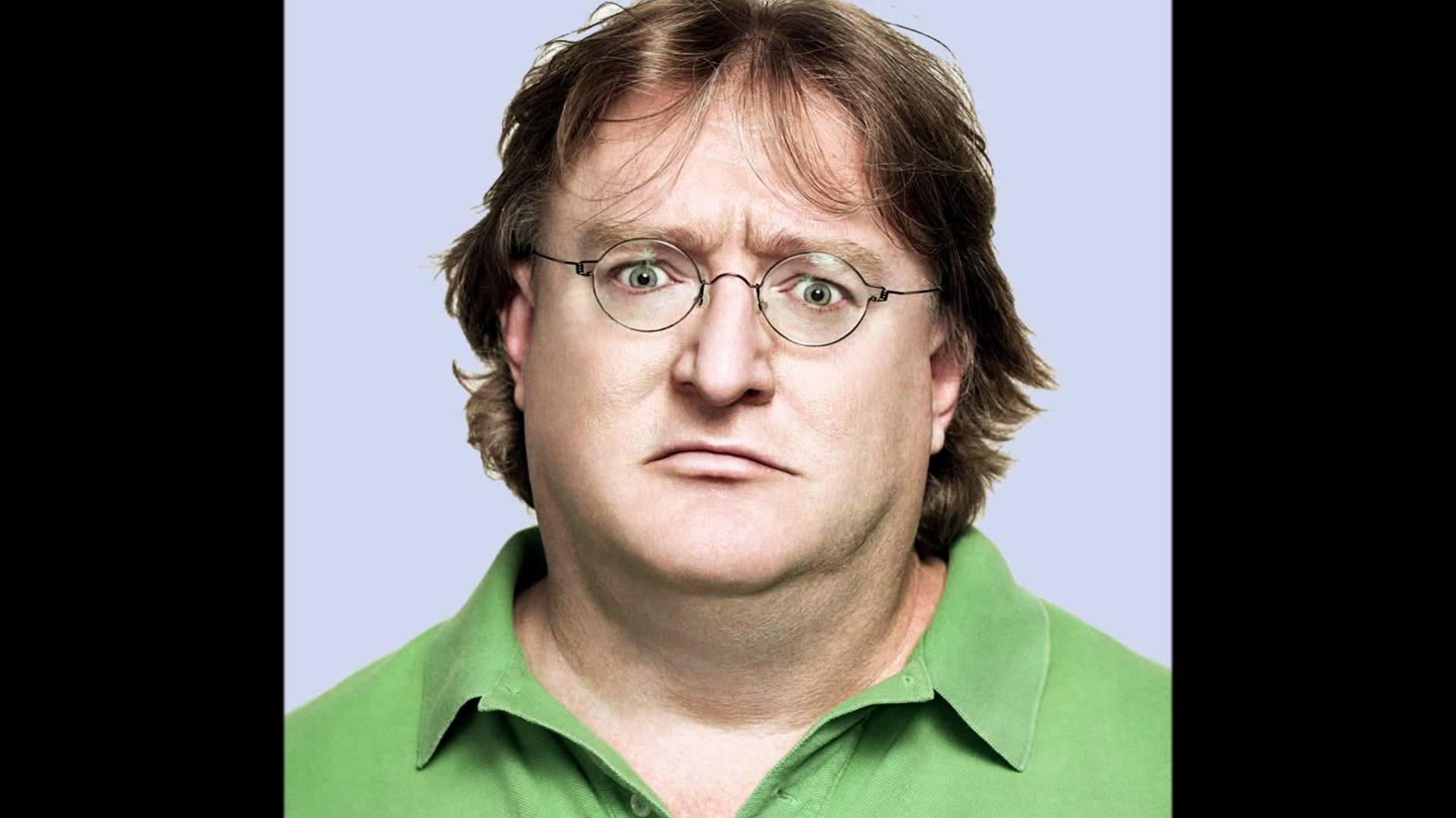 HD Quality Wallpaper | Collection: Men, 1920x1080 Gabe Newell