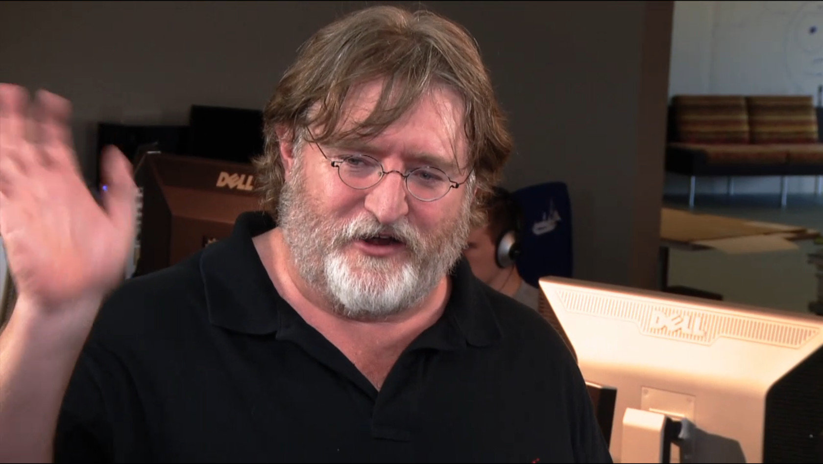 1680x948 > Gabe Newell Wallpapers