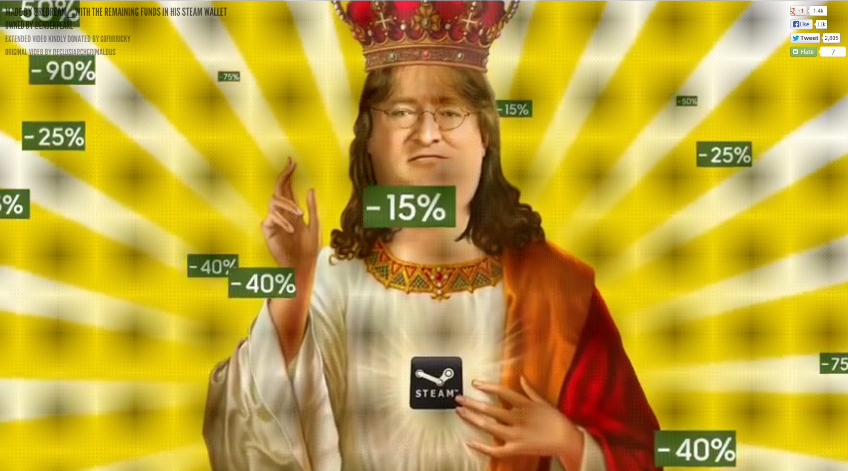 HQ Gabe Newell Wallpapers | File 1820.5Kb