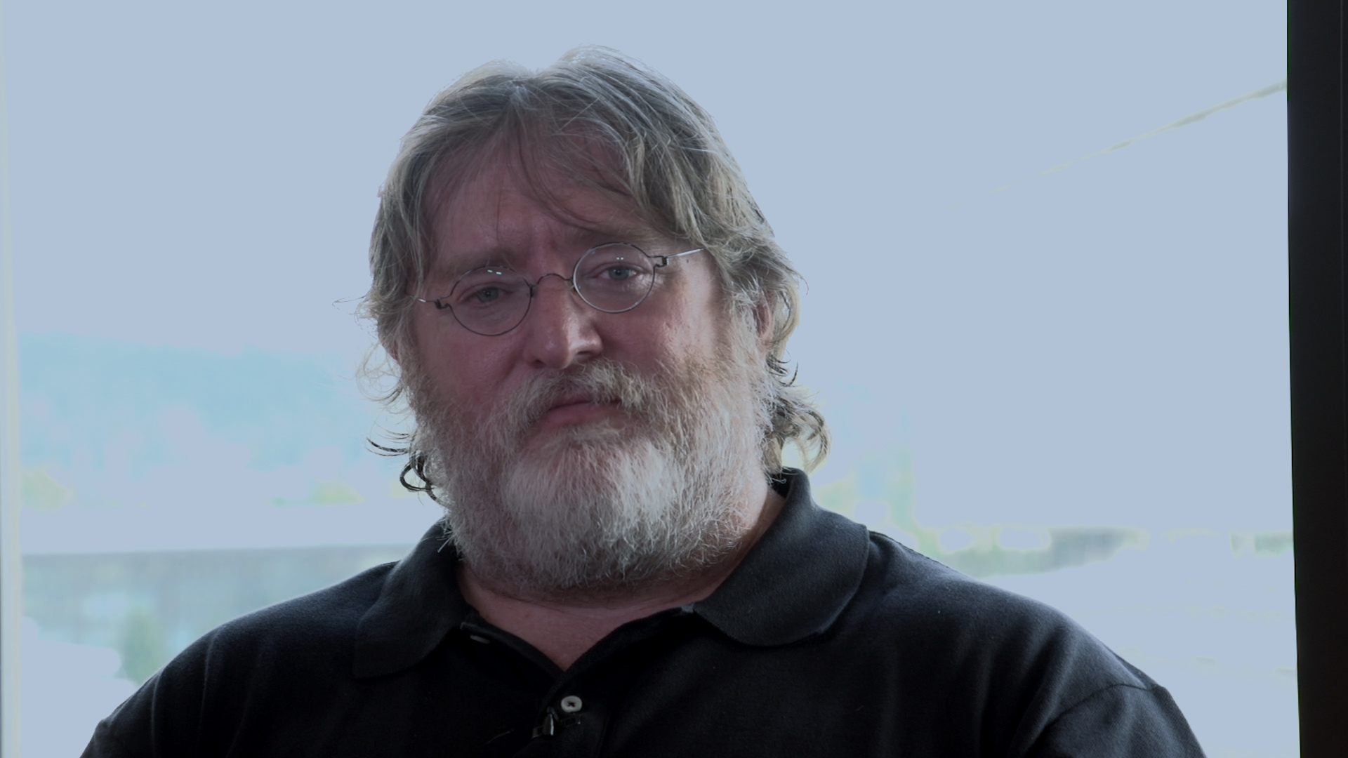 Nice wallpapers Gabe Newell 1920x1080px