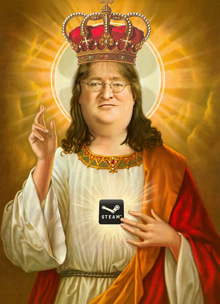HQ Gabe Newell Wallpapers | File 210.71Kb
