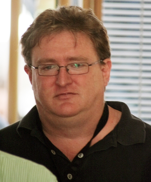 Nice wallpapers Gabe Newell 509x614px