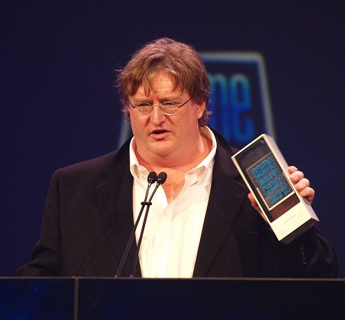 Images of Gabe Newell | 500x463