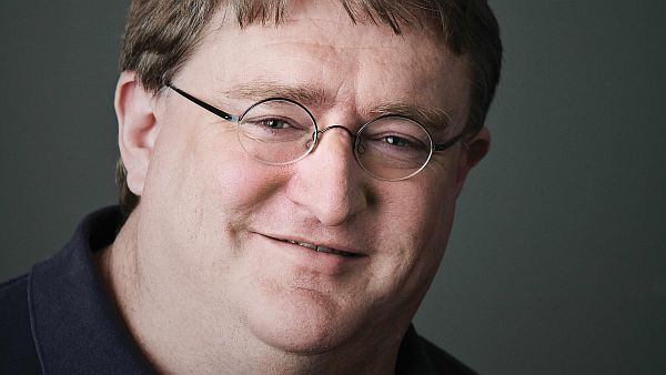HQ Gabe Newell Wallpapers | File 25.97Kb