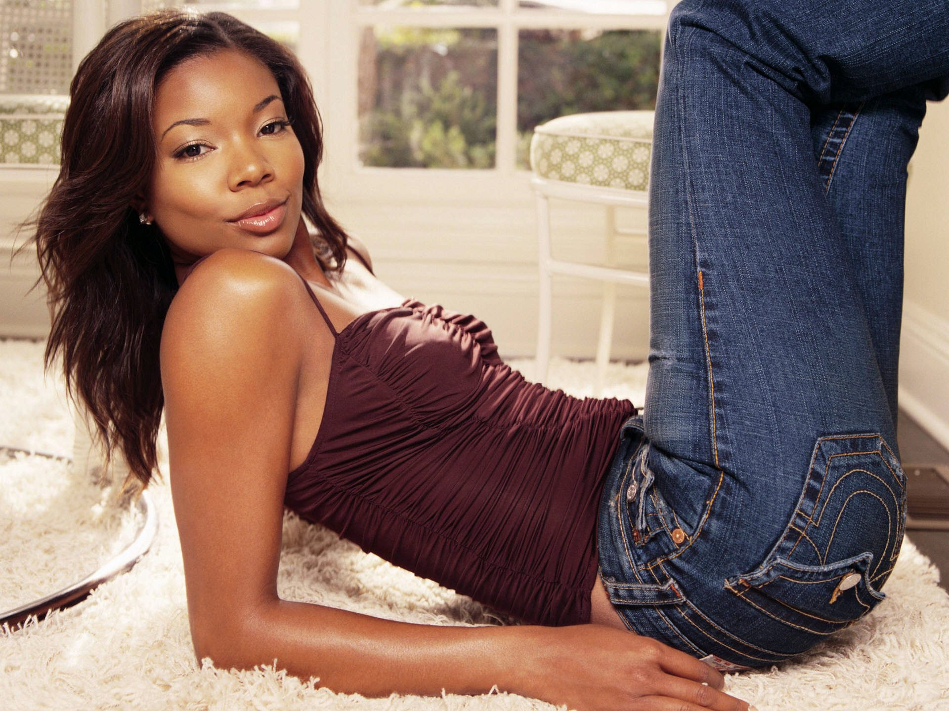 Nice wallpapers Gabrielle Union 1920x1440px