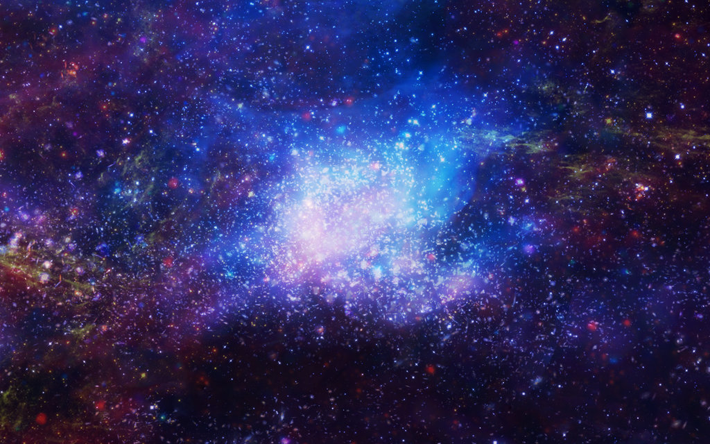 Nice Images Collection: Galaxy Desktop Wallpapers