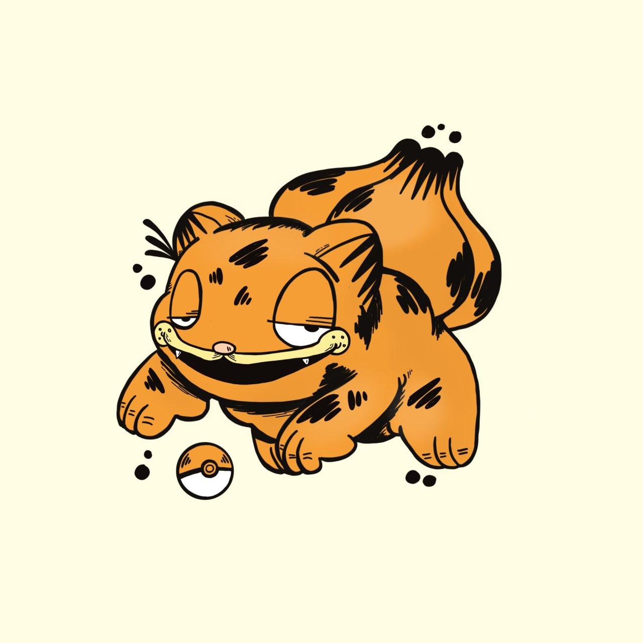 Garfield Pics, Cartoon Collection