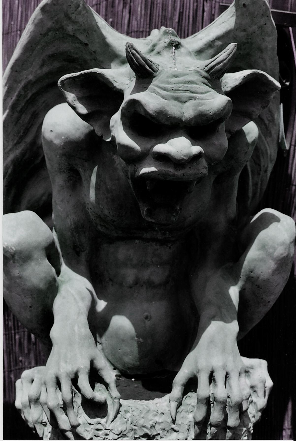 Gargoyle Pics, Dark Collection