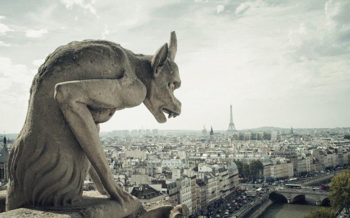 Amazing Gargoyle Pictures & Backgrounds