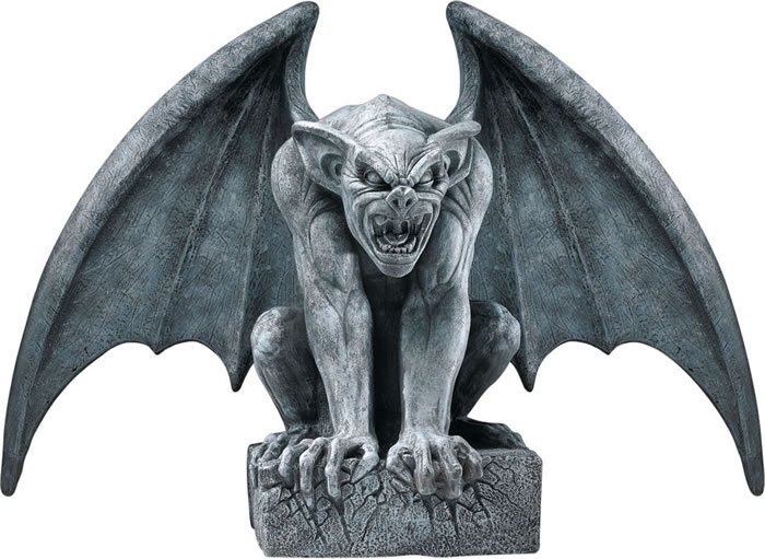 Nice Images Collection: Gargoyle Desktop Wallpapers