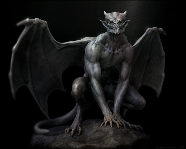 Gargoyle High Quality Background on Wallpapers Vista