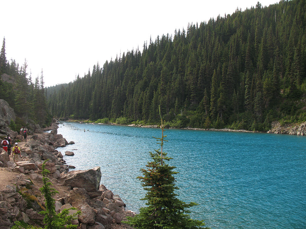 Garibaldi Lake High Quality Background on Wallpapers Vista