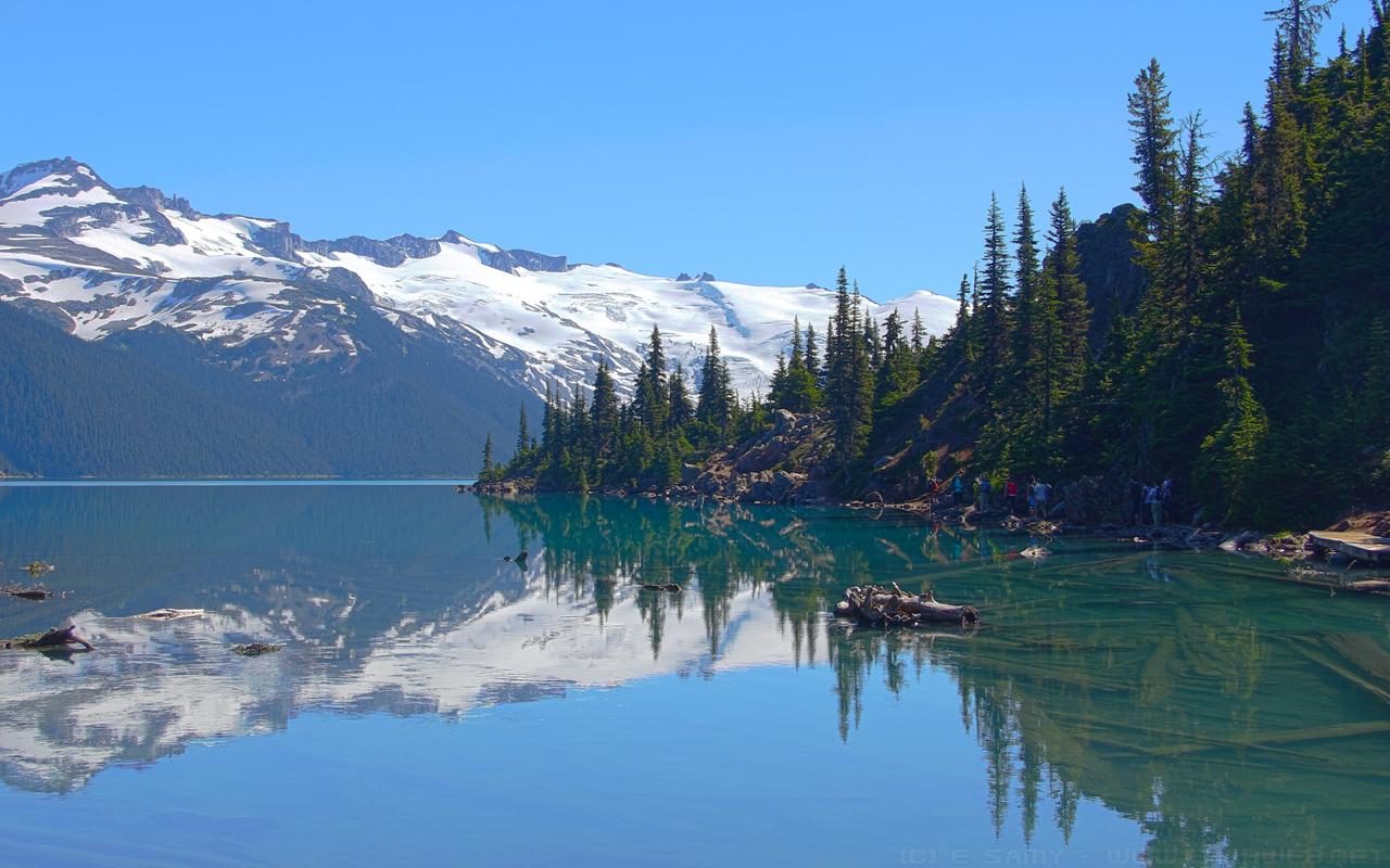 Images of Garibaldi Lake   1280x800