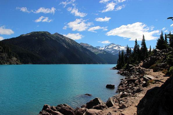 Garibaldi Lake Backgrounds on Wallpapers Vista