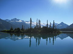 Garibaldi Lake HD wallpapers, Desktop wallpaper - most viewed