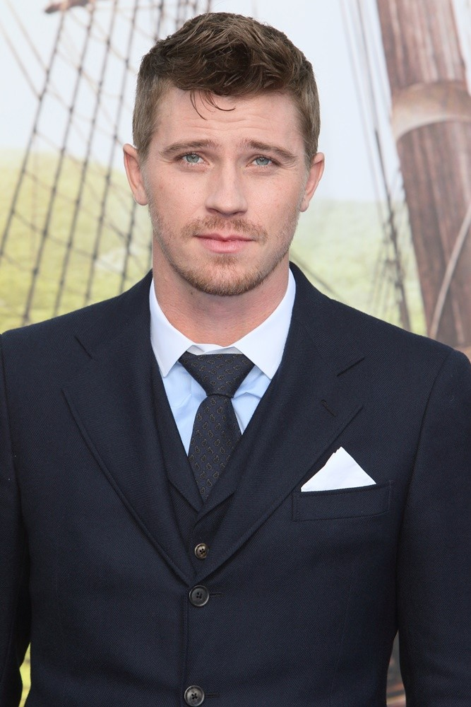 Nice Images Collection: Garrett Hedlund Desktop Wallpapers