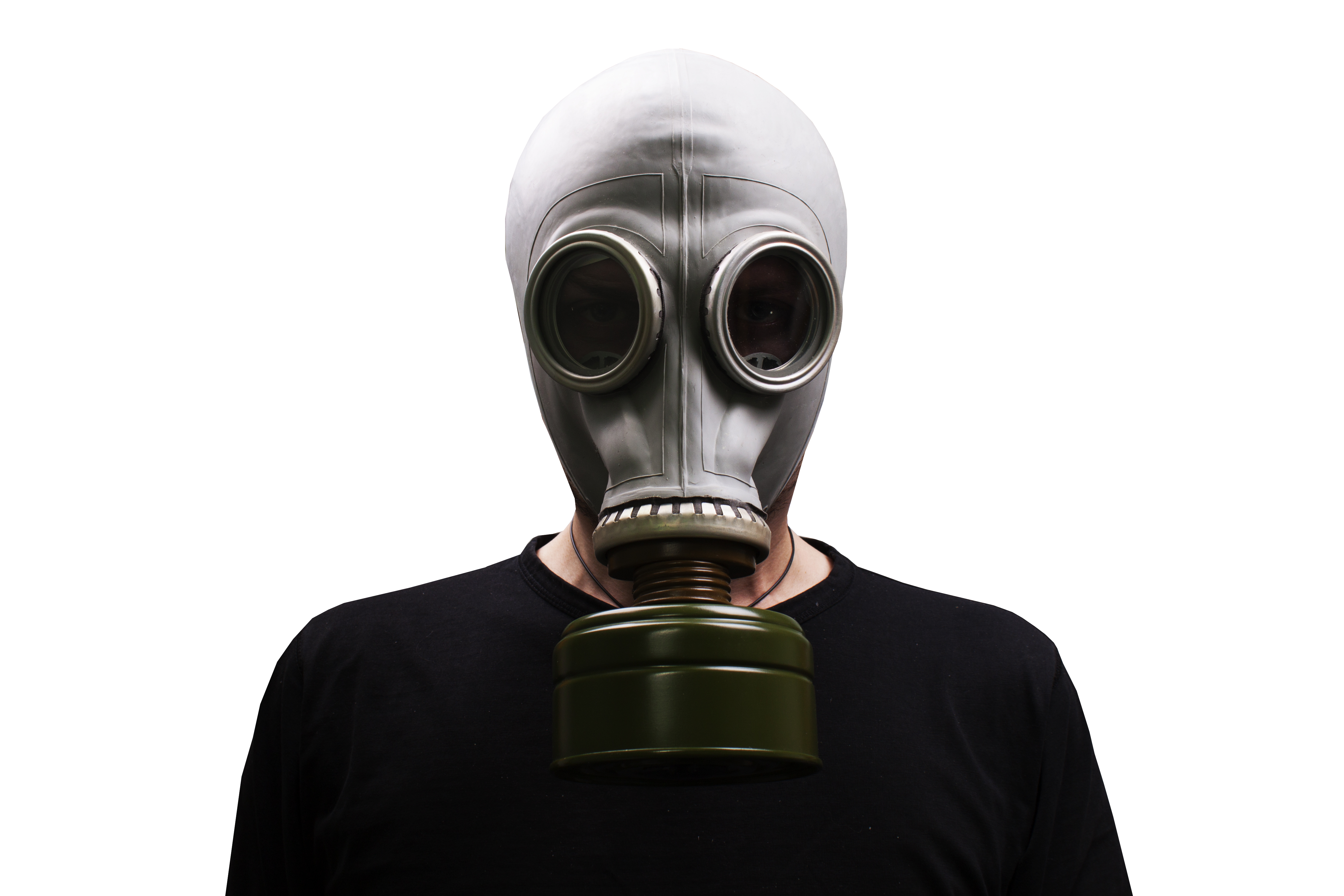 Nice wallpapers Gas Mask 4752x3168px