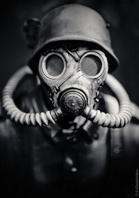 Nice wallpapers Gas Mask 550x781px