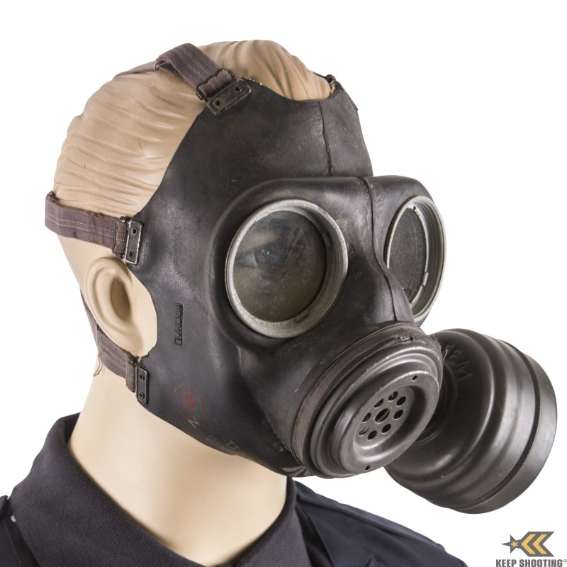 Nice wallpapers Gas Mask 800x800px