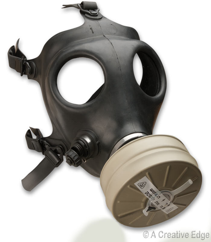 Nice Images Collection: Gas Mask Desktop Wallpapers