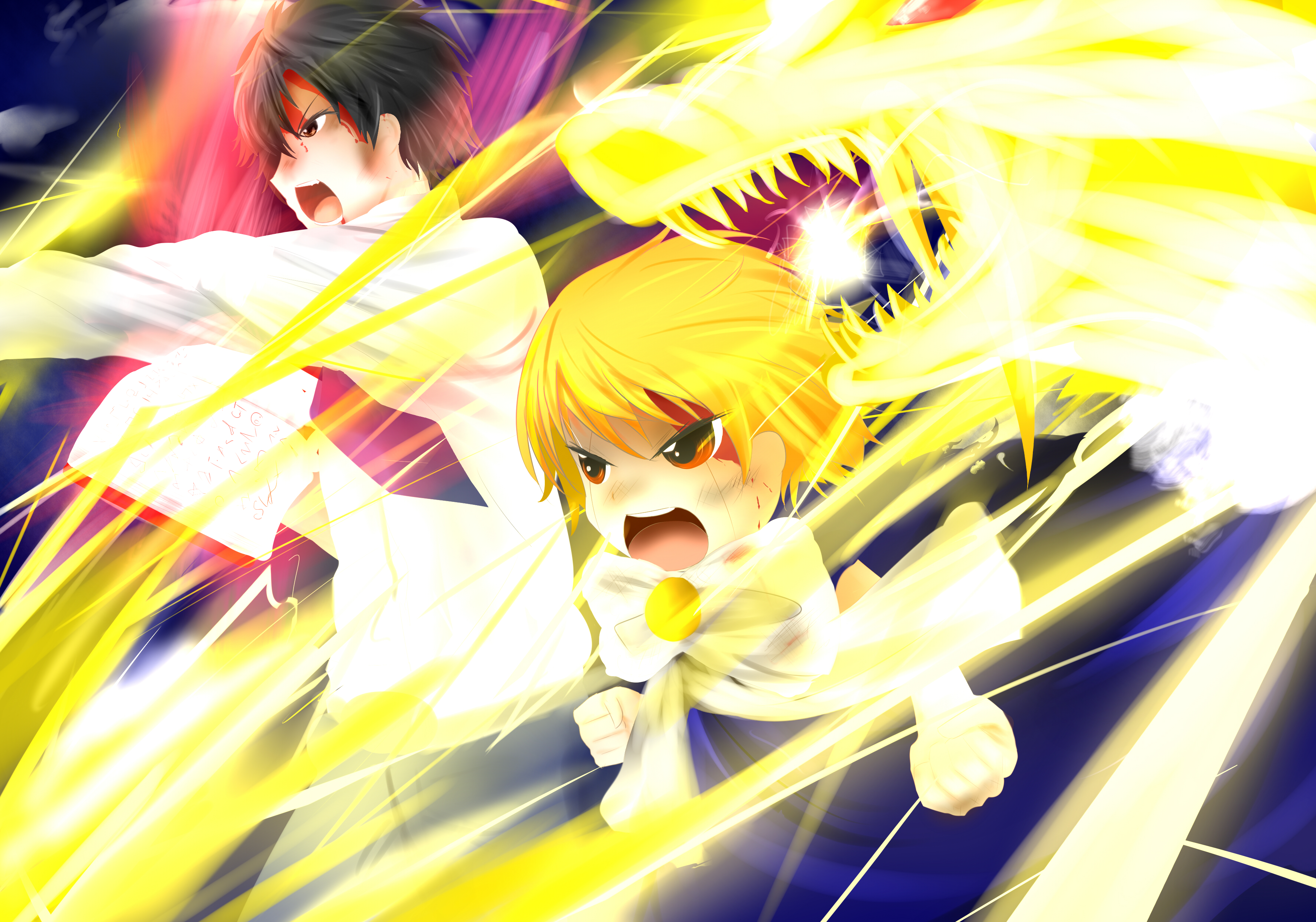 Zatch Bell Backgrounds, Compatible - PC, Mobile, Gadgets  3541x2480 px
