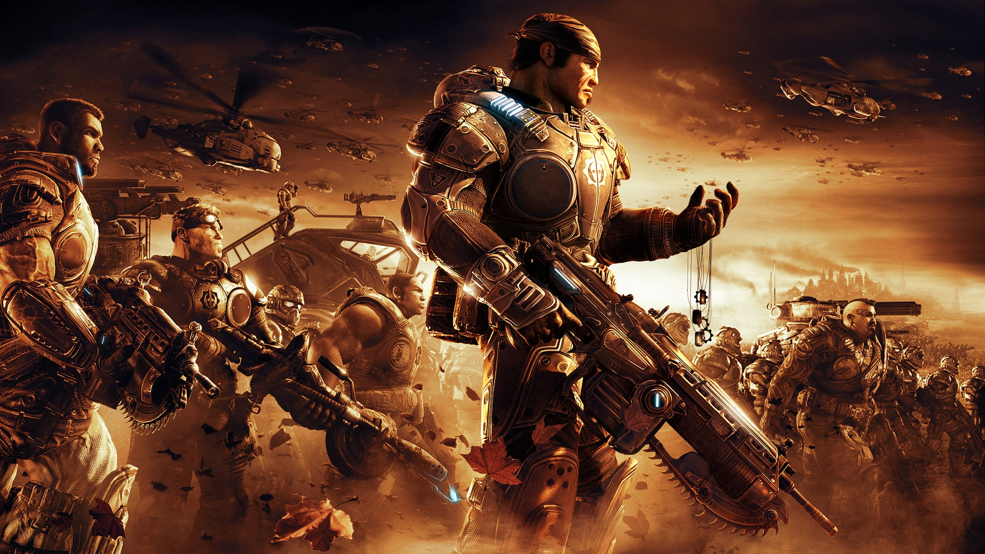 Gears Of War 3 Wallpapers Video Game Hq Gears Of War 3 Pictures